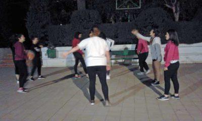 Baloncesto nocturno